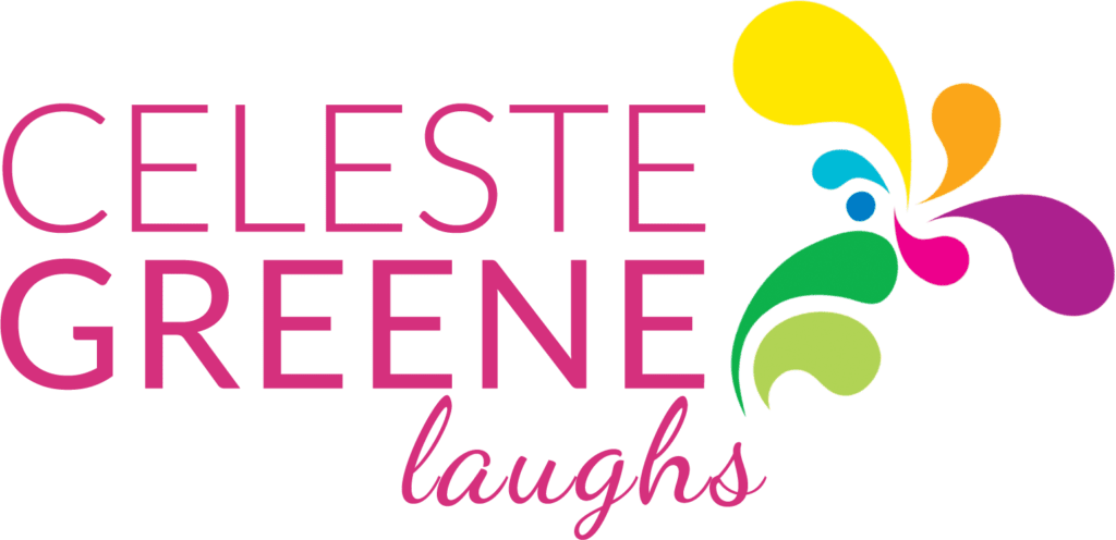 Celeste Greene Laughs Logo